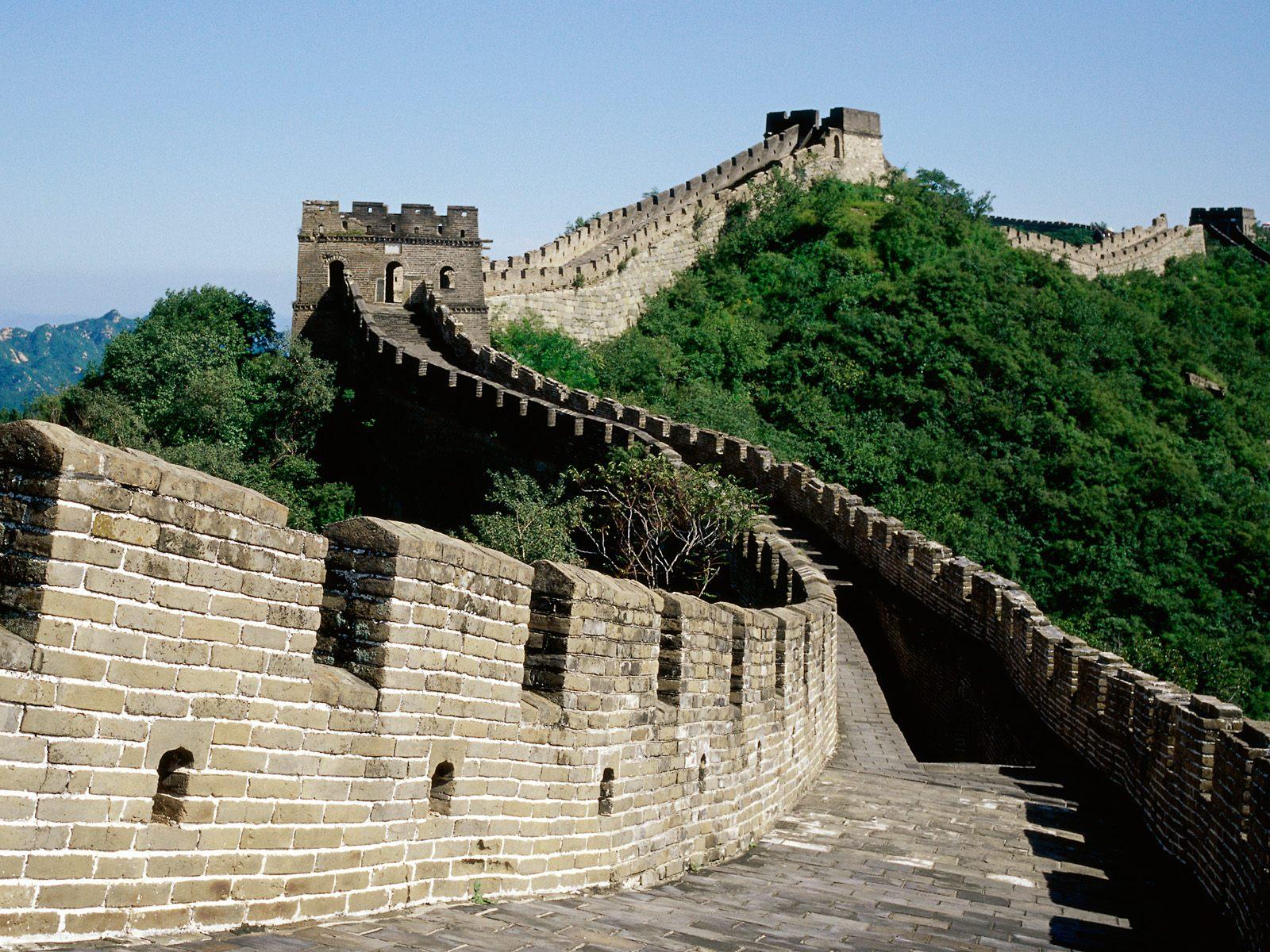 Fotos de murallas chinas 86